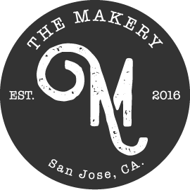 The Makery San Jose Logo